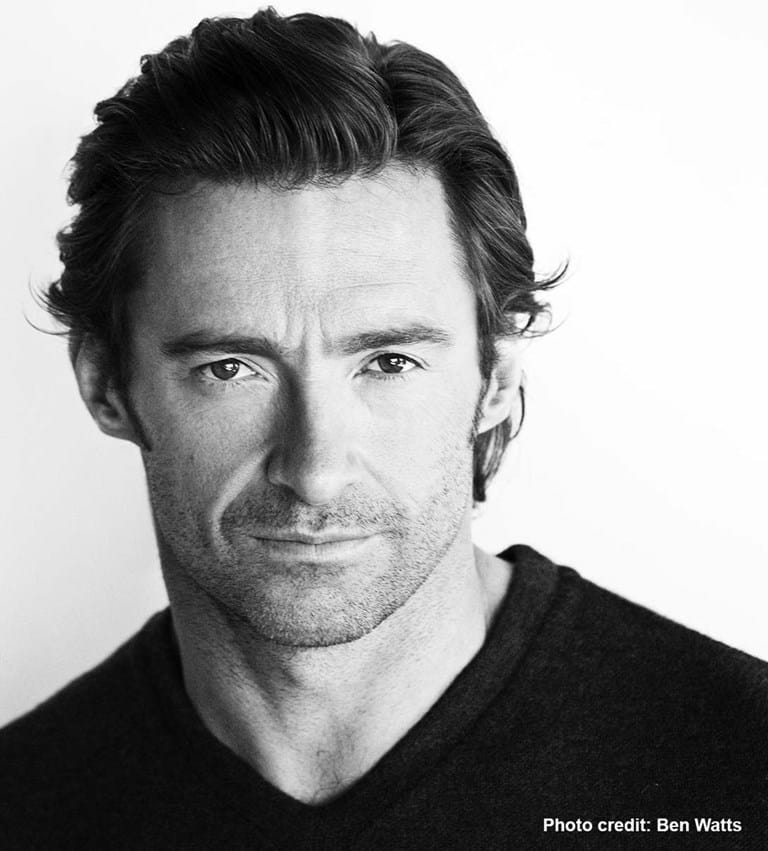 Passionate Fight Cancer Foundation Patron Hugh Jackman