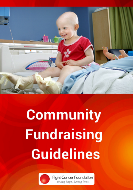 Community Fundraising Guidelines