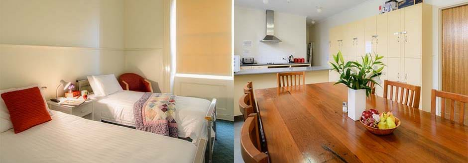 Hobart patient accommodation centre
