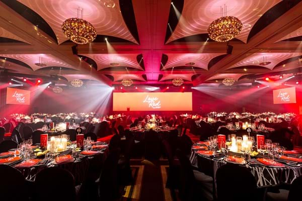 Red Ball Melbourne 2018 celebrated all thing red!