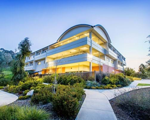 Fight Cancer Foundation's Albury Wodonga patient accommodation centre