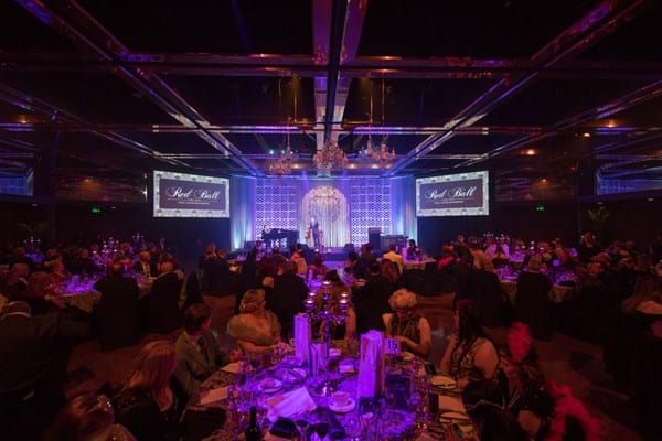 Red Ball Adelaide 2018 was held at the InterContinental Adelaide