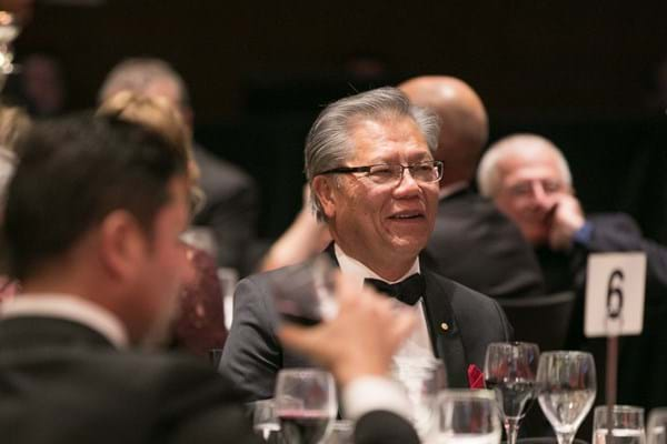 His Excellency the Honourable Hieu Van Le AO, Govenor of South Australia.