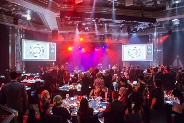 Red Ball Melbourne 2015 fundraising for cancer at Grand Hyatt Melbourne.