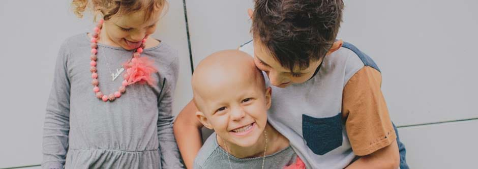 Kids with cancer who have benefitted from Fight Cancer Foundation's life-saving work