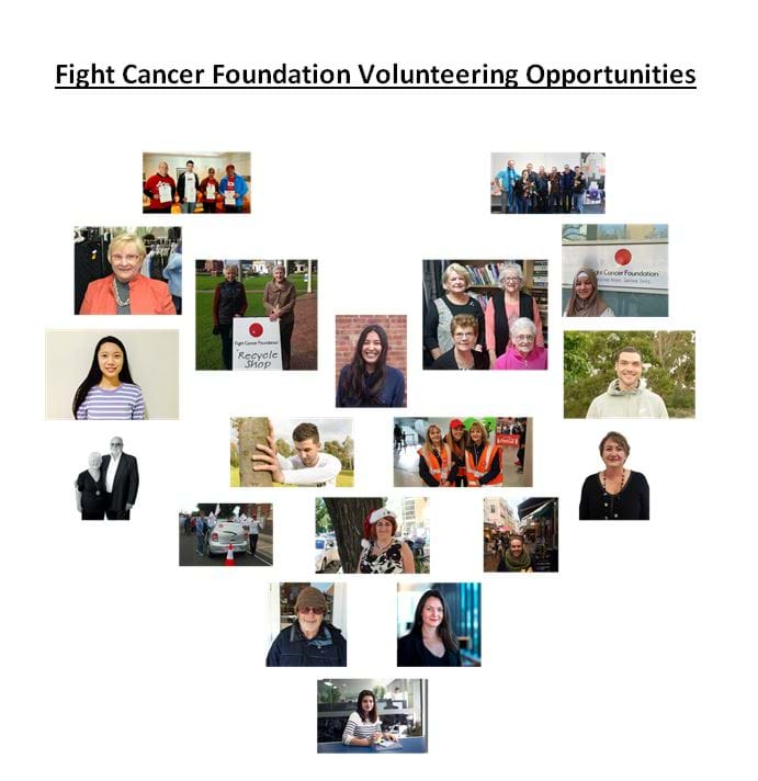 Fight Cancer Foundation | Volunteer Opportunities