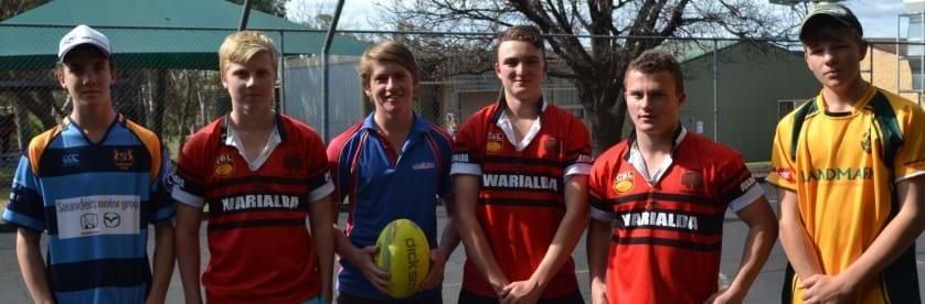 Warialda High School SRC